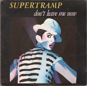 SUPERTRAMP - Don't Leave Me Now / Waiting So Long CD album cover