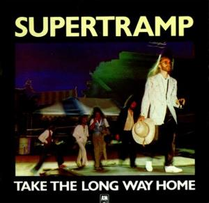 SUPERTRAMP - Take The Long Way Home / From Now On CD album cover