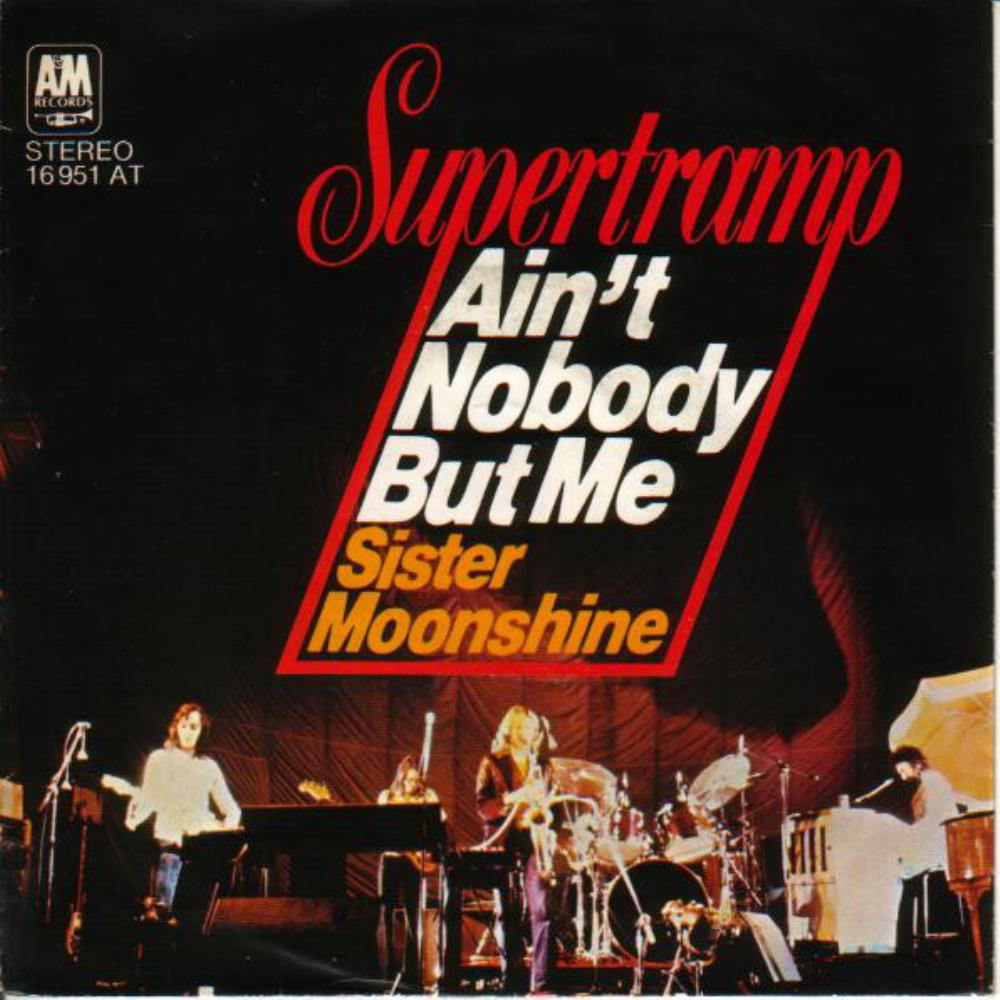 Supertramp - Ain't Nobody But Me / Sister Moonshine CD (album) cover