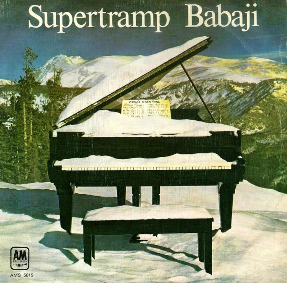 Supertramp - Babaji CD (album) cover