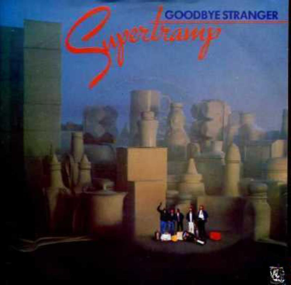 Supertramp - Goodbye Stranger CD (album) cover