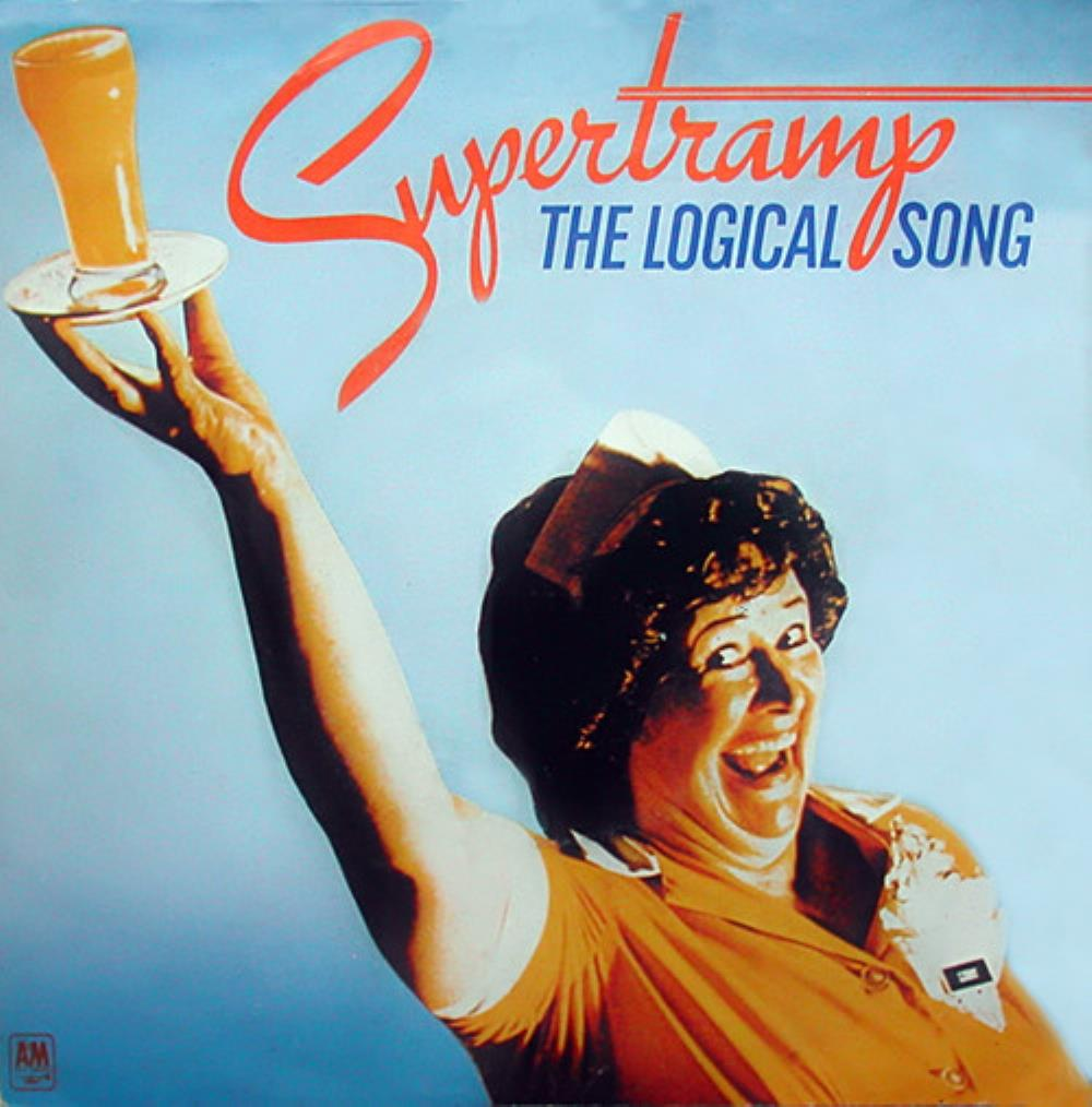 Supertramp - The Logical Song CD (album) cover