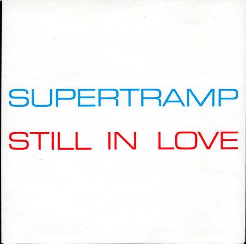 Supertramp - Still In Love / No Inbetween CD (album) cover