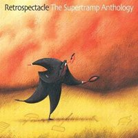 Supertramp - Retrospectable - The Anthology CD (album) cover