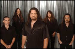 SYMPHONY X image groupe band picture