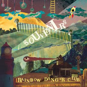 RAINBOW DANGER CLUB - Souvenirs CD album cover