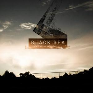 Black Sea - It's All About Our Silence CD (album) cover