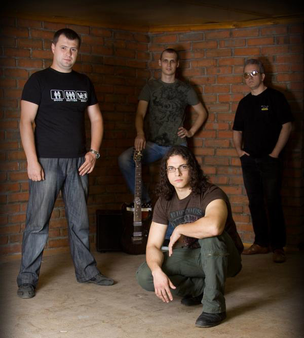 MIND PORTAL image groupe band picture