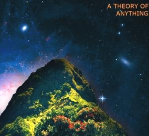 Jorm - A Theory Of Anything CD (album) cover