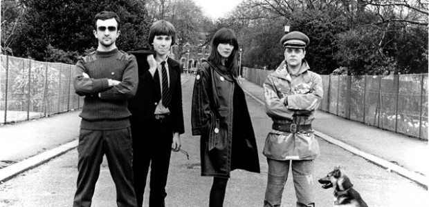 THROBBING GRISTLE image groupe band picture