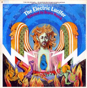 Bruce Haack - The Electric Lucifer CD (album) cover