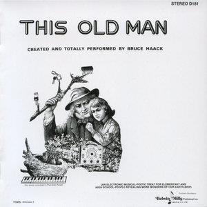 Bruce Haack - This Old Man CD (album) cover