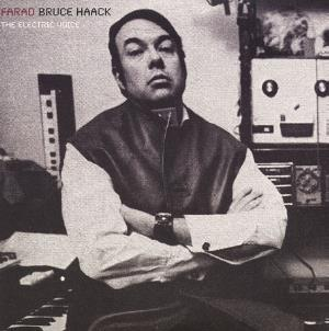 Bruce Haack - The Electric Voice CD (album) cover