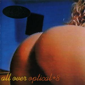Optical*8 - All Over CD (album) cover