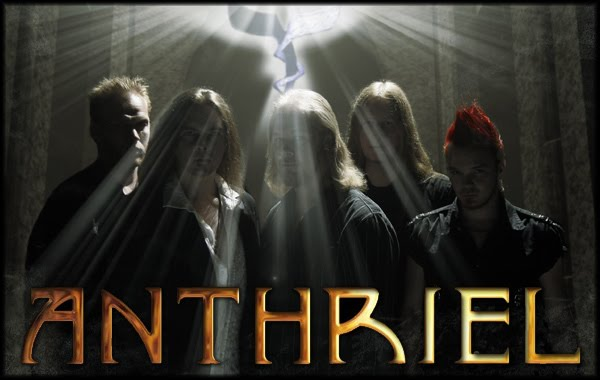 ANTHRIEL image groupe band picture