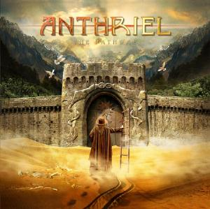 Anthriel - The Pathway CD (album) cover