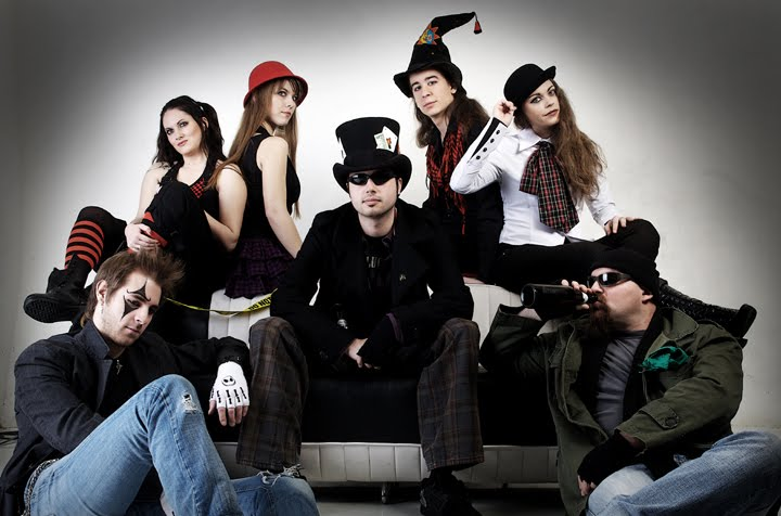 DAKRYA image groupe band picture