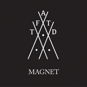 The Fierce & The Dead - Magnet CD (album) cover