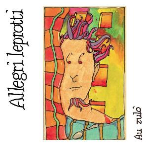 Allegri Leprotti - Au Zulo CD (album) cover