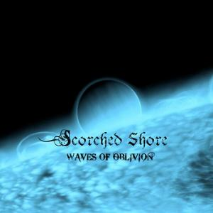 Scorched Shore - Waves Of Oblivion CD (album) cover