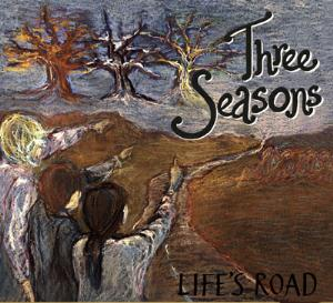 Three Seasons - Life's Road CD (album) cover