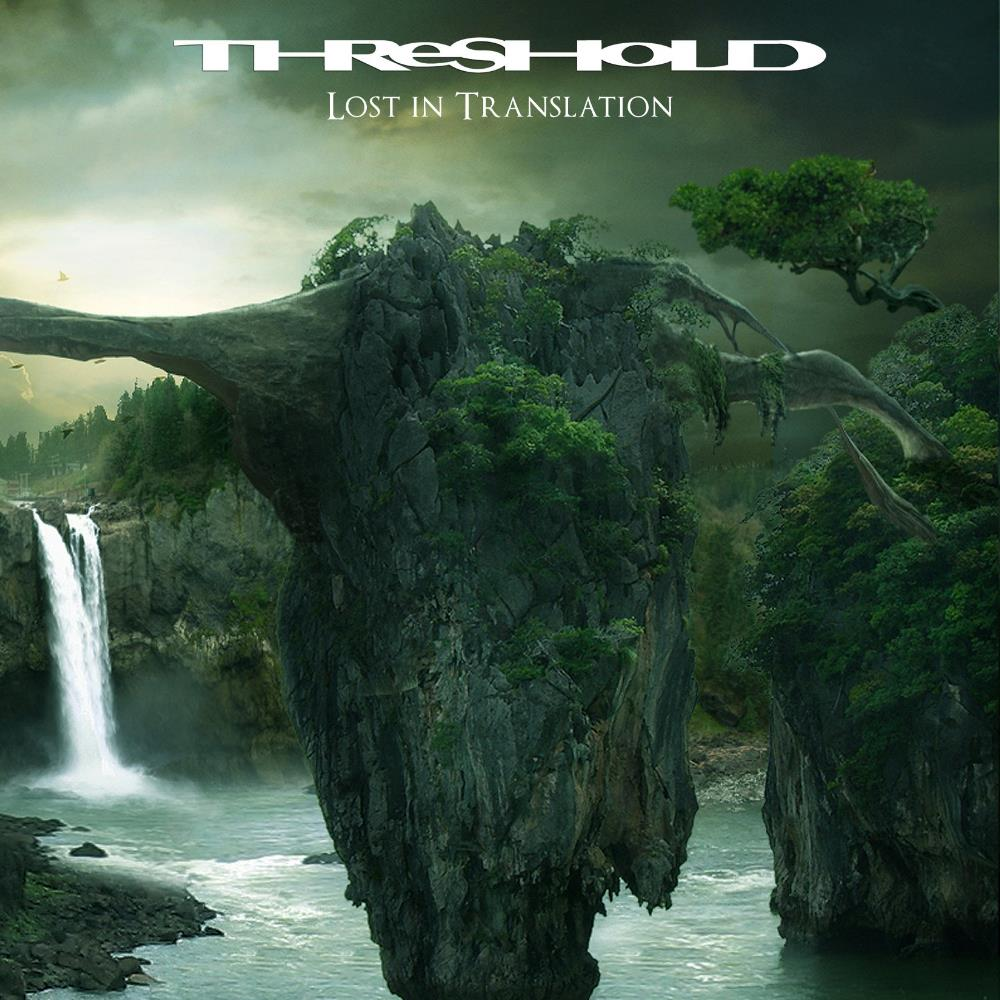 THRESHOLD - Lost In Translation CD album cover
