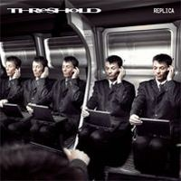 THRESHOLD - Replica (fan Club Release) CD album cover