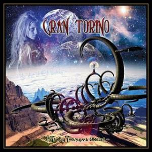 Gran Torino - Fate Of A Thousand Worlds CD (album) cover