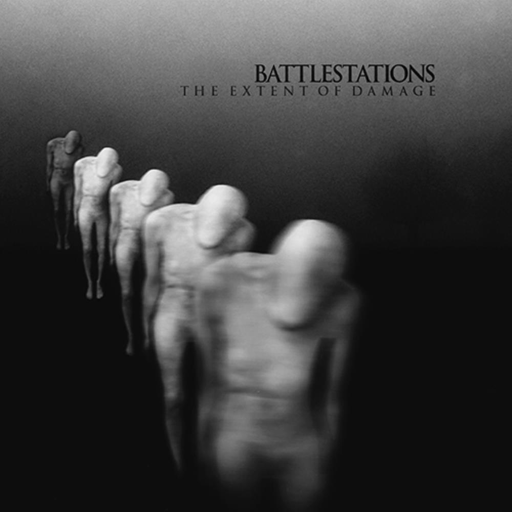 Battlestations - The Extent Of Damage CD (album) cover