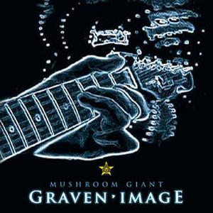 Mushroom Giant - Graven Image CD (album) cover