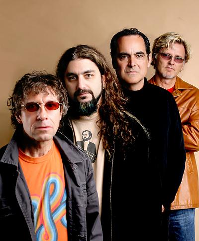 TRANSATLANTIC image groupe band picture