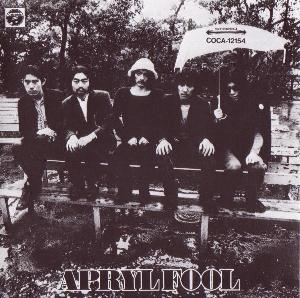 Apryl Fool - The Apryl Fool CD (album) cover