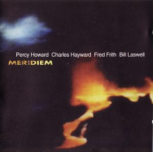 Charles Hayward - Meridiem CD (album) cover