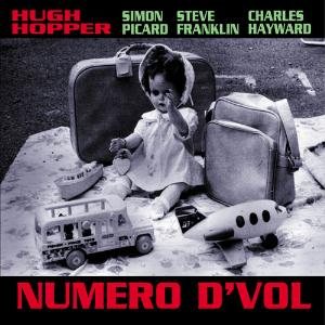 Charles Hayward - Numero D'vol CD (album) cover