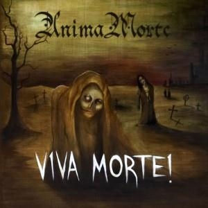 Anima Morte - Viva Morte! CD (album) cover