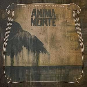 Anima Morte - Upon Darkened Stains CD (album) cover