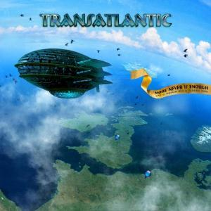 TRANSATLANTIC - More Never Is Enough CD album cover