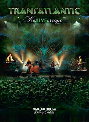 Transatlantic - Kaliveoscope DVD (album) cover