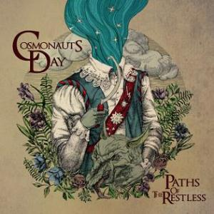COSMONAUTS DAY - Paths Of The Restless CD album cover