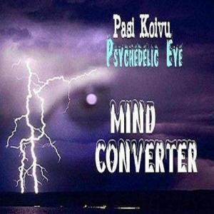 Pasi Koivu - Mind Converter CD (album) cover