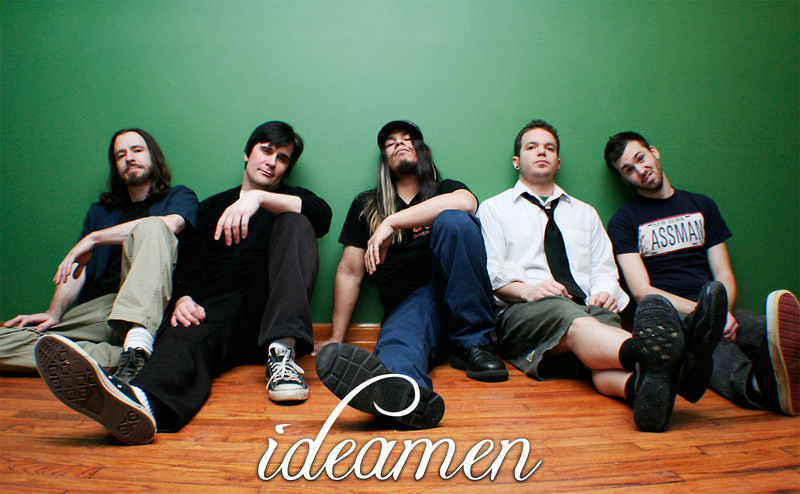 IDEAMEN image groupe band picture