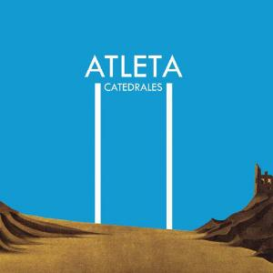 Atleta - Catedrales CD (album) cover