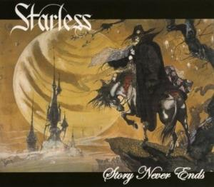 Starless - Story Never Ends CD (album) cover