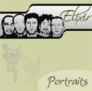 ELIXIR - Portraits CD album cover
