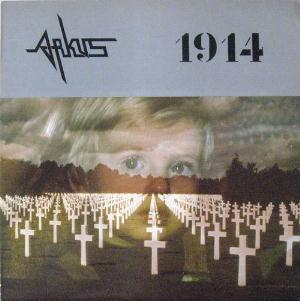 Arkus - 1914 CD (album) cover