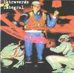 Ektroverde - Integral CD (album) cover
