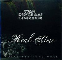Van Der Graaf Generator - Real Time CD (album) cover