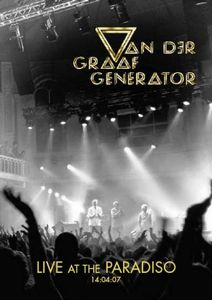 Van Der Graaf Generator - Live At The Paradiso DVD (album) cover