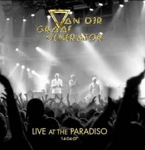 Van Der Graaf Generator - Live At The Paradiso CD (album) cover