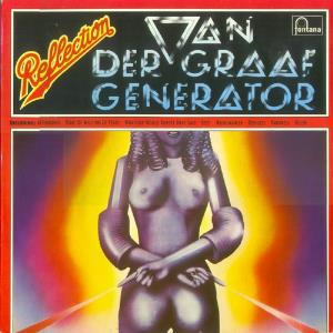 Van Der Graaf Generator - Reflection CD (album) cover